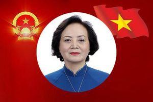 Nữ bộ trưởng duy nhất vừa được Quốc hội phê chuẩn bổ nhiệm