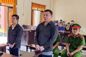 2 công nhân trộm 700 m dây cáp điện lãnh 8 năm tù