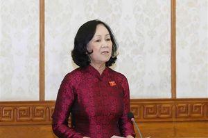 Phân công 4 Ủy viên Bộ Chính trị tham gia Ban Bí thư