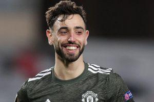 MU đặt một chân vào bán kết Europa League