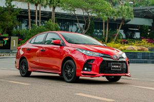 3 mẫu sedan bình dân mới ra mắt tại Việt Nam