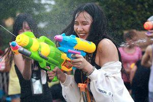 Cái chết của lễ hội té nước Songkran