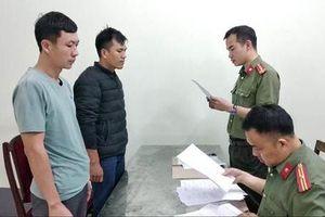 Phá đường dây đưa người Trung Quốc xuất cảnh 'chui'