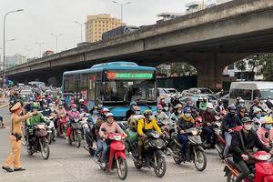Hà Nội: Giảm 8/18 điểm đen về tai nạn giao thông
