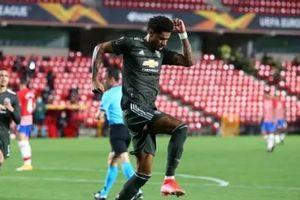 Thắng dễ Granada, Man United đặt một chân vào bán kết