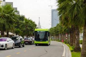 VinBus: Trả tiền xe buýt trải nghiệm tiện nghi máy bay