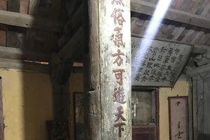 Di tích ở Hà Nội lại 'kêu cứu'...(Bài 3): Nhiều người 'sốt ruột' nhưng chớ vội vàng