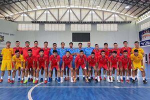 Giải Futsal VĐQG 2021 khởi tranh: Bước chạy đà cho những mục tiêu lớn