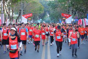 Hơn 13.000 người tham dự Giải Marathon quốc tế TP.HCM 2021