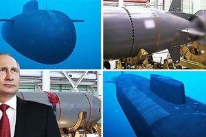 Báo Mỹ: Nga đang âm thầm thử siêu ngư lôi hạt nhân