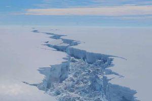 1/3 thềm băng Nam Cực sẽ sụp đổ khi toàn cầu nóng lên 4 độ C
