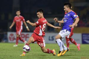 Lịch thi đấu vòng 9 V-League: Than Quảng Ninh làm khách sân Hàng Đẫy