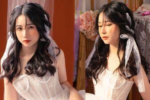 Hotgirl Tây Ninh tung bộ ảnh 'nàng thơ' đốn tim cộng đồng mạng