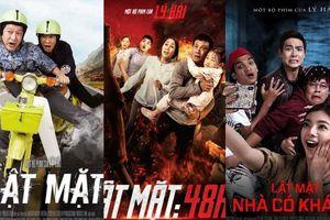 Vì sao loạt phim hành động ăn khách nhất Việt Nam lại có tên 'Lật mặt'?