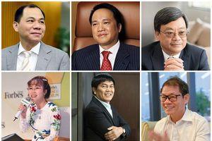 Trước khi giàu có, hóa ra 6 tỷ phú thế giới của Việt Nam làm nghề này