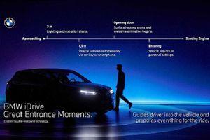 'Soi' hệ thống thông tin giải trí iDrive thế hệ mới nhất của BMW