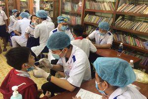 Học sinh tiểu học ở TP Trà Vinh được chăm sóc răng miệng miễn phí