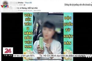 Vụ Vân Dung bị gọi tên khi VTV đưa tin một nghệ sĩ 'lừa'khán giả: Quảng cáo sai sự thật bị xử lý ra sao?