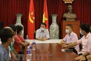 Đại sứ quán trợ giúp ngư dân Việt Nam gặp nạn tại vùng biển Malaysia