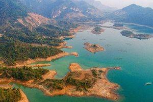 Phát triển du lịch lòng hồ thủy điện Quỳnh Nhai