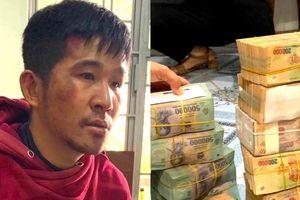 Bị vây bắt khi đang đục két sắt trộm hơn 6,3 tỷ đồng