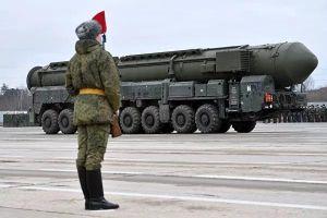 Lộ diện các vũ khí nòng cốt được Nga 'khoe' trong lễ diễu binh Chiến thắng tại Moscow