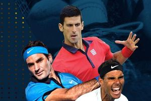 'Big 3' hội tụ ở Madrid Open 2021