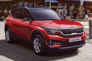 Kia Seltos tăng giá 10 triệu đồng, chờ một tháng để nhận xe