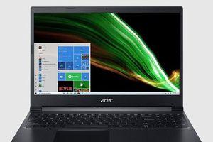 Acer Aspire 7 - laptop nhỏ gọn dành cho game thủ
