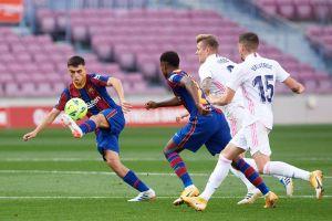 Sao trẻ Barca làm nóng Siêu kinh điển với Real Madrid