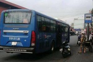 Nữ tiếp viên xe buýt từ chối phục vụ người khuyết tật bị tạm ngưng việc