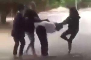 Nữ sinh lớp 8 bị đánh hội đồng ở Bà Rịa - Vũng Tàu