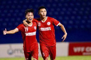 Thắng đậm Hà Nội, SLNA vào bán kết U19 Quốc gia 2021