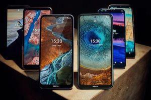 Giá chi tiết của loạt smartphone Nokia mới ra mắt