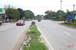 Nhiều nút giao tiềm ẩn TNGT ở huyện miền núi Hà Tĩnh