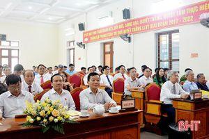 HĐND thị xã Hồng Lĩnh, Hương Khê phát huy vai trò, khẳng định vị thế trong hệ thống chính trị