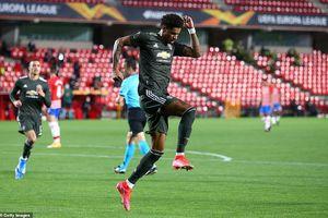Europa League: M.U rộng cửa vào bán kết, Arsenal đánh rơi chiến thắng
