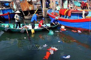 Tăng cường hợp tác với EU nhằm ngăn ngừa chất thải nhựa đại dương