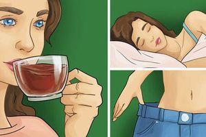 7 thói quen giúp bạn giảm cân ngay cả khi đang ngủ