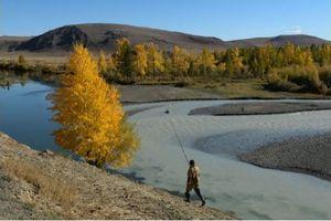 Chiêm ngưỡng vẻ đẹp hùng vĩ và thuần khiết của vùng núi Altai