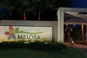 Bài 1: Dự án Melosa Garden tồn tại 5 năm không có hệ thống xử lý nước thải
