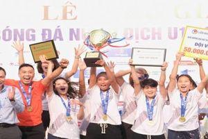 Ông Trần Quốc Tuấn: 'Lứa cầu thủ U19 nữ sẽ được quan tâm, đầu tư lớn'