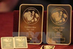 Giá vàng thế giới phiên 8/4 tăng lên mức cao nhất trong hơn một tháng