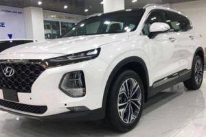 Bảng giá ô tô Hyundai tháng 4/2021: SantaFe ưu đãi gần trăm triệu đồng