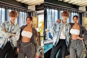 Phản ứng của Knet trước sự kết hợp của Kang Daniel và Jessi: Như cún con và báo đen vậy!