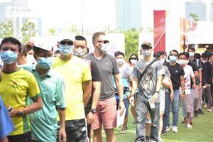 Hơn 13.000 vận động viên tham gia Giải Marathon Quốc tế TP. Hồ Chí Minh Techcombank lần thứ 4