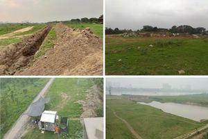 Long Biên (Hà Nội): Bất cập khi chính quyền 'nhờ' cá nhân bảo vệ bãi đất chống đổ phế thải