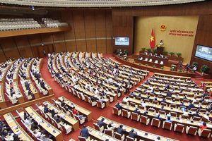 Bế mạc kỳ họp cuối cùng của Quốc hội khóa 14
