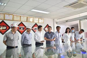 Công ty Nhôm Đắk Nông - TKV đón Đoàn Lãnh đạo Bộ Lao động, Thương binh và Xã hội về làm việc