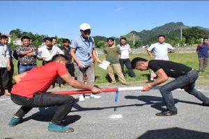 Giải vô địch Đẩy gậy, Kéo có và Bắn nỏ tỉnh Lào Cai năm 2021 sẽ diễn ra tại Bắc Hà